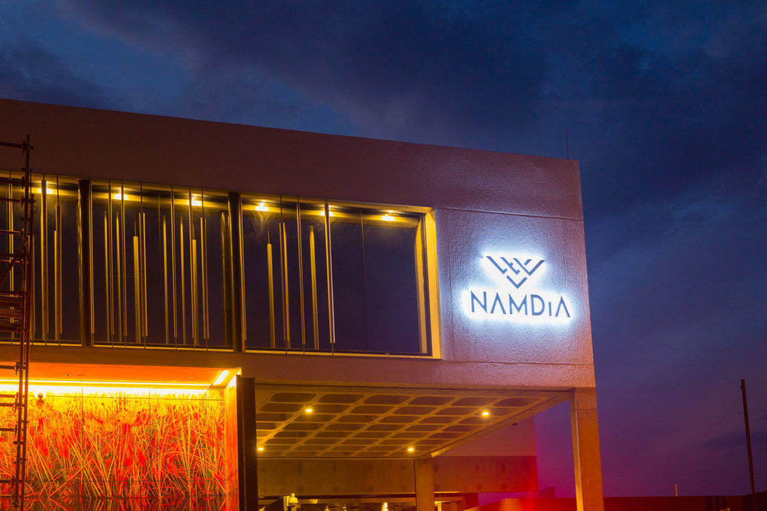 Namdia Building - Windhoek